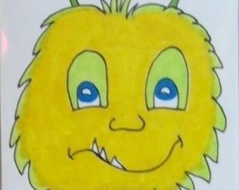 mellow yellow monster