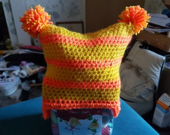 2 coloured Jester hat