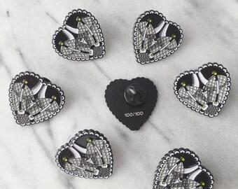 Bootyclub Token #001 - Soft enamel pin