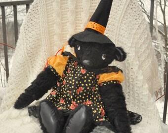 Moonbeam Halloween Bear