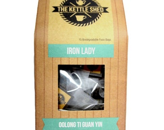 Iron Lady Tea (Oolong)