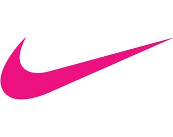 Nike Swoosh Decal Sticker