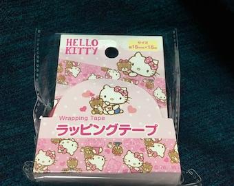 Sanrio Hello Kitty wrapping tape