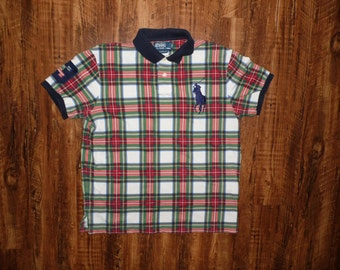 Polo Ralph Lauren Plaid Polo