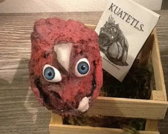 Kuatetl (Quartz head)