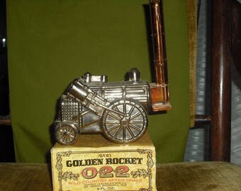 Golden Rocket 022 by AVON is an oldfashioned tractor.