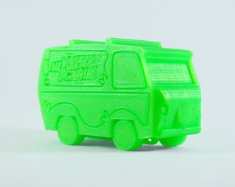 Cart The Mystery Machine (Scooby-doo)