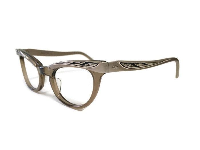 Vintage Shuron NuLady Cat Eye Frames [E10190947032087946M] - $43.99 ...