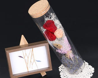 Forever preserved Roses,Mother's day,Valentine's day Rose,Flowers For Girlfriend,Dried
