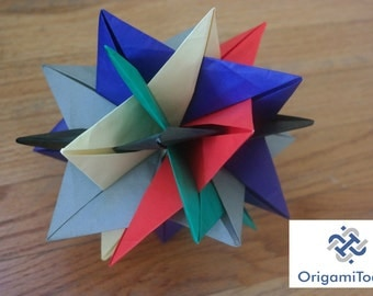 Origami 6-Plane Star