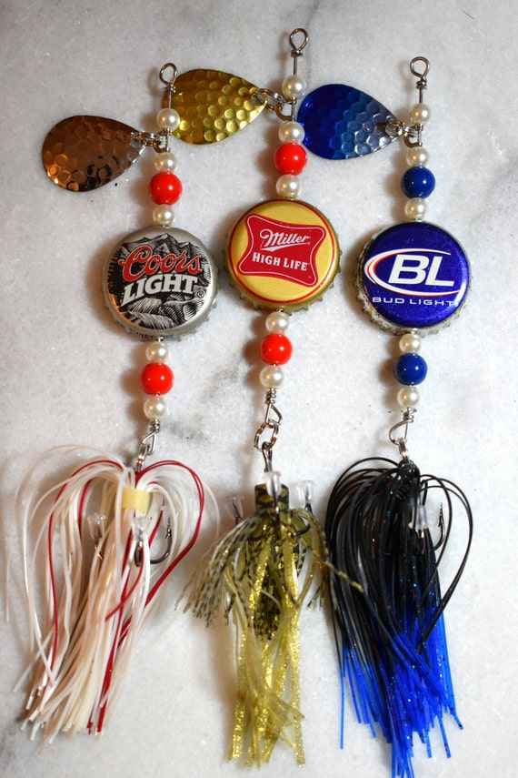 coors light miller high life bud light bottle cap fishing. Black Bedroom Furniture Sets. Home Design Ideas