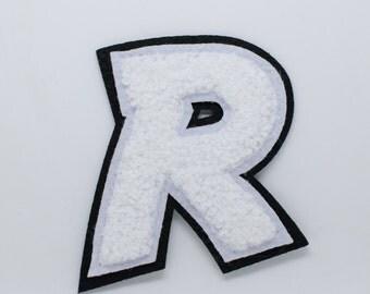 R varsity letters