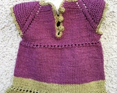 Hand Knit Baby/Toddler Dr...