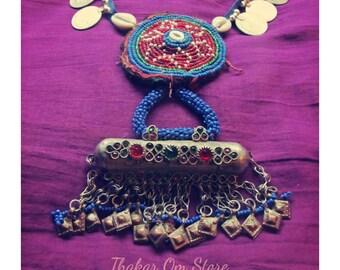 Kuchi Gypsy Necklace