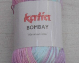 Katia Bombay Mercerized Cotton Yarn Wool