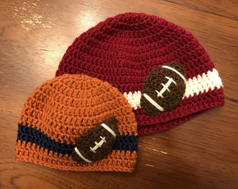 Made-to-order Football Beanie
