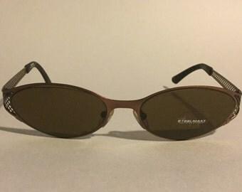 Vintage Steelmax 90's Sunglasses 6T 1504 153