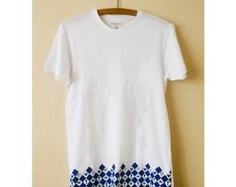 Kingdom Hearts // Tile Border // T-shirt