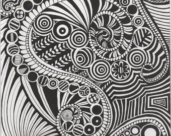Doodle in Circles