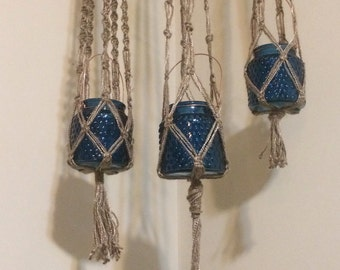 Handmade Macrame Plant Hangers