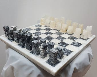 Chess Set Marble/Stone