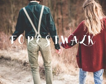 Forestwalk Lightroom Preset