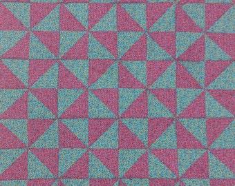Pinwheel quilt top Etsy