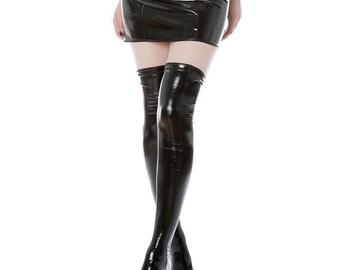 PVC Stockings / Boot Socks / Gaiters / Leg Warmers - More Colors