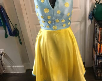 Disney inspired dress
