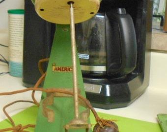 ELECTRIC DRINK MIXER, Vintage 1930s