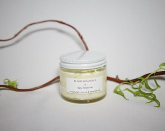Daily Vegan All-Natural Face Moisturizer for ALL SKIN TYPES (2 ounces)