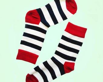 Striped original socks | Men and women