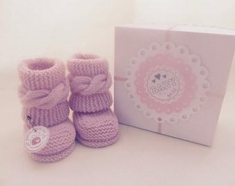 Baby booties/slipper baby boot baby socks ...//mon.