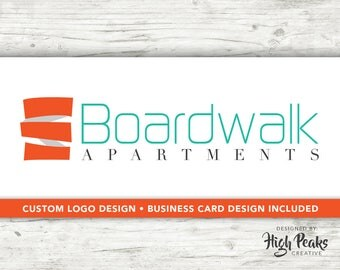 Custom Logo Design - Building Logo - Professional Logo - Logo Design Package - Custom Branding Package - Business Logo - corporate Logo