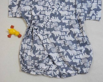 Jinbei - Yukata - Baby kimono