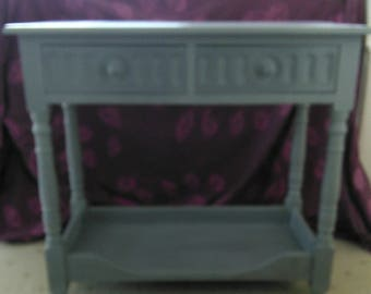 Handpainted Console / Hall table