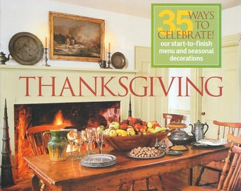 Country Living Magazine November 2002