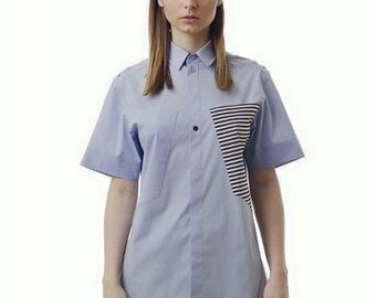 Women's blue Shirts