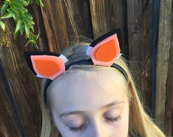 Fox Eared Headband