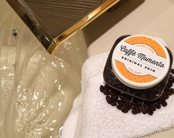 Cafe Momento Coffee Body Scrub