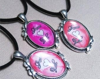 Necklace Jade