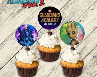 Guardian of the galaxy vol 2 toppers,toppers guardian of the guardian vol 2,guardian of the galaxy vol 2 birthday,birthday guardian of the