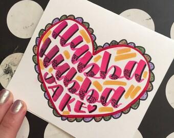 Hubba Hubba Vday Cards