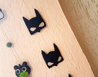 Batman Garland / hanging Batman