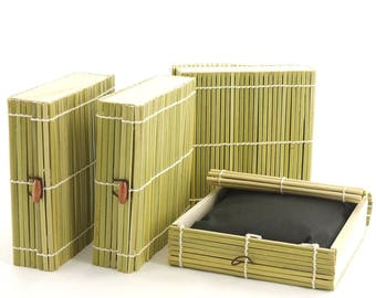 Bamboo Charcoal Filter In Decorative Box