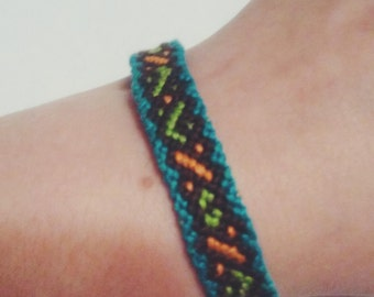 Friendship Bracelet #90664
