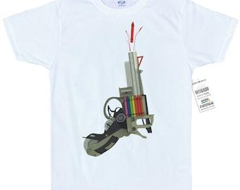 Weapons of Mass Creativity T shirt