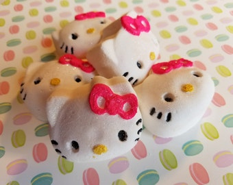 Hello Kitty Bath Bombs (set of 5) FREE SHIPPING