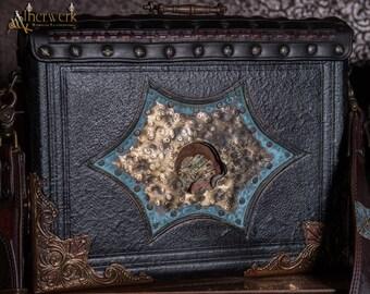 Shoulder Bag of the Alchemist / Victorian Bag