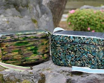 Tsugaru-Nuri Wooden Clutch Bags